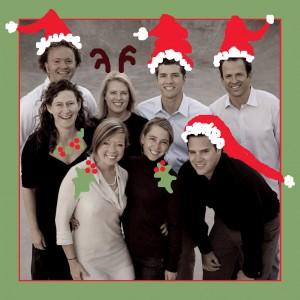 Redfish Team 2010 Portait Holiday Festive