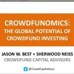 Crowdfunomics