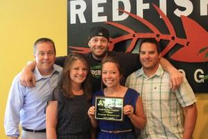 Redfish Technology Wins Mountain Rides' Bike to Work Day Employer Challenge