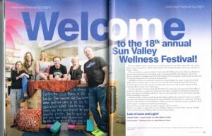 SVPN-Wellness Festival Welcome