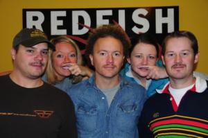 Redfish Movember