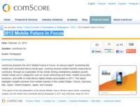 ComScore Website