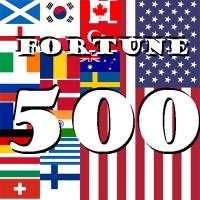 Fortune 500 45% intl